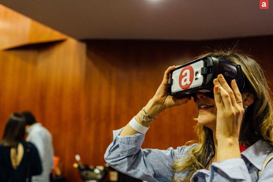 realidade virtual samsung gear VR