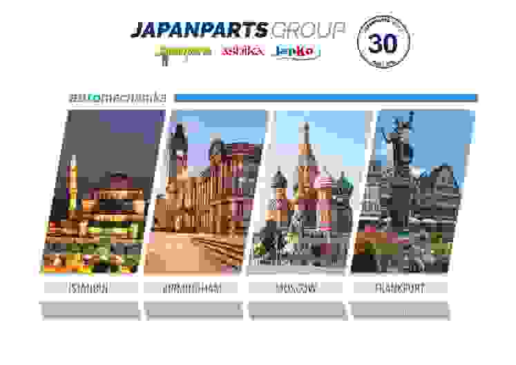 Japanparts Group 2018