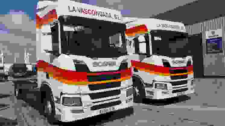 Scania -  La Vascongada, SL