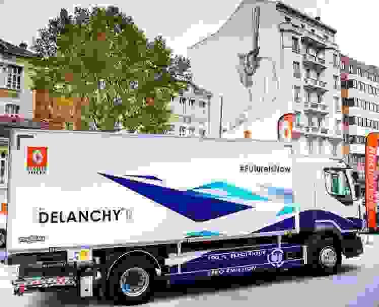 Renault Trucks Eléctricos