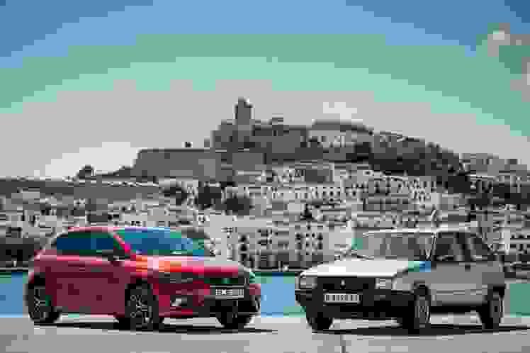 SEAT Ibiza em Ibiza