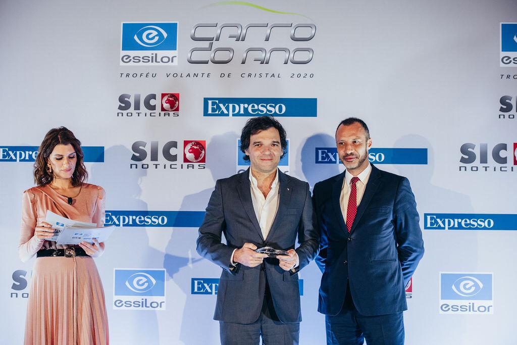 Hyundai IONIQ EV conquista Elétrico do Ano