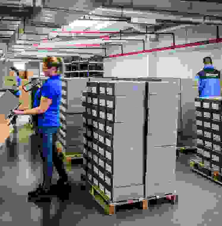 e-commerce Garland