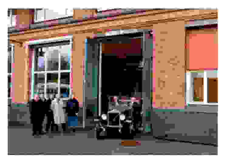 Volvo Cars reprodução de 1928, 85 anos depois