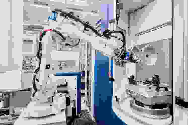 Production process at bilstein group Engineering