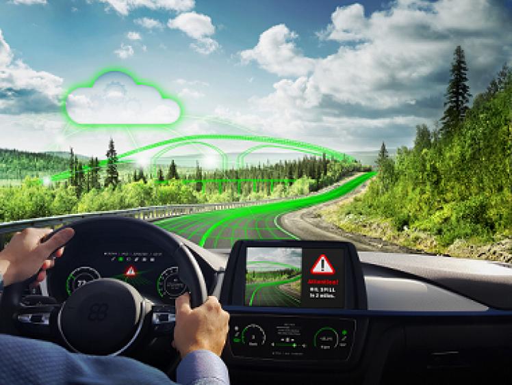 TomTom e Elektrobit estabelecem parceria para condução autónoma