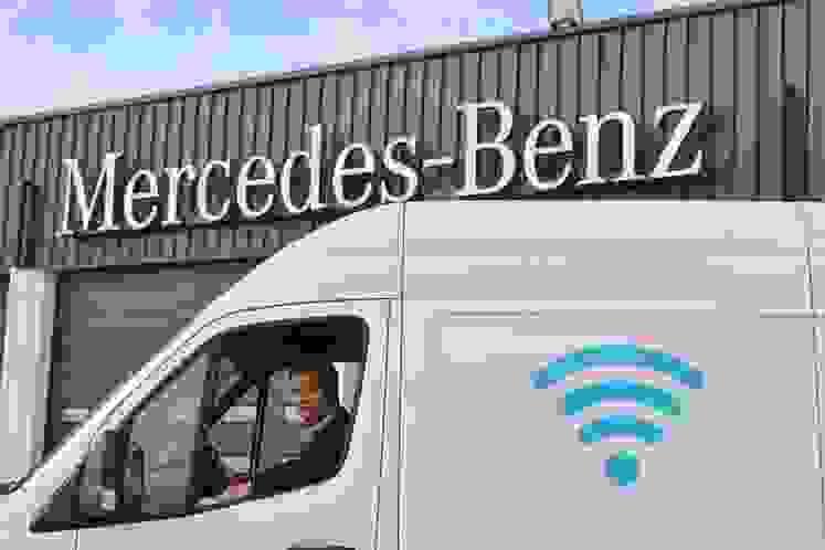 Mário Neves, Director-Geral da Mercedes-Benz Vans Portugal