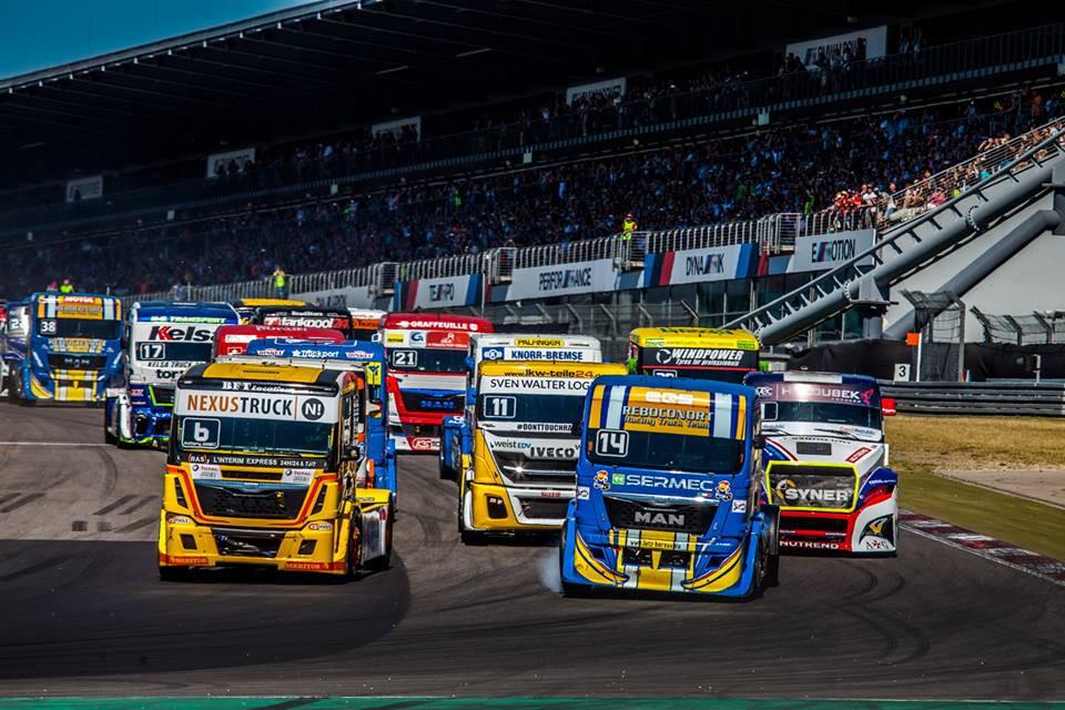 Reboconort Racing Truck Team
