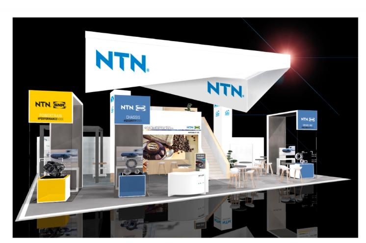 Imagen Nota de prensa NTN-SNR_Automechanika 2018