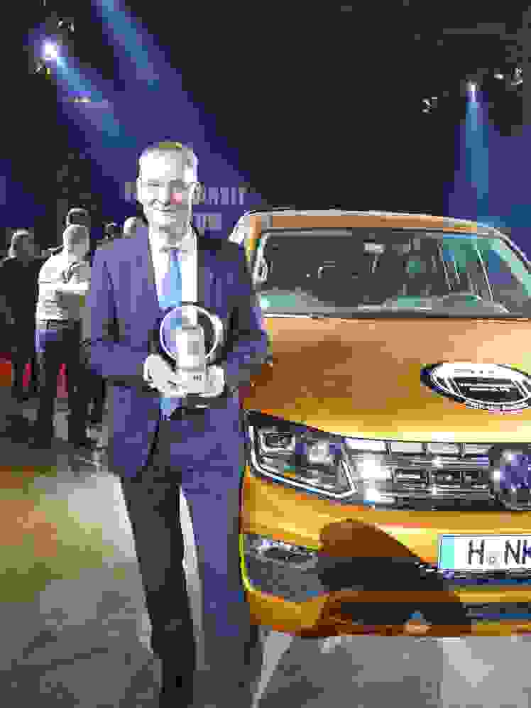 Volkswagen Amarok vence 'International Pick-up Award 2018'_02