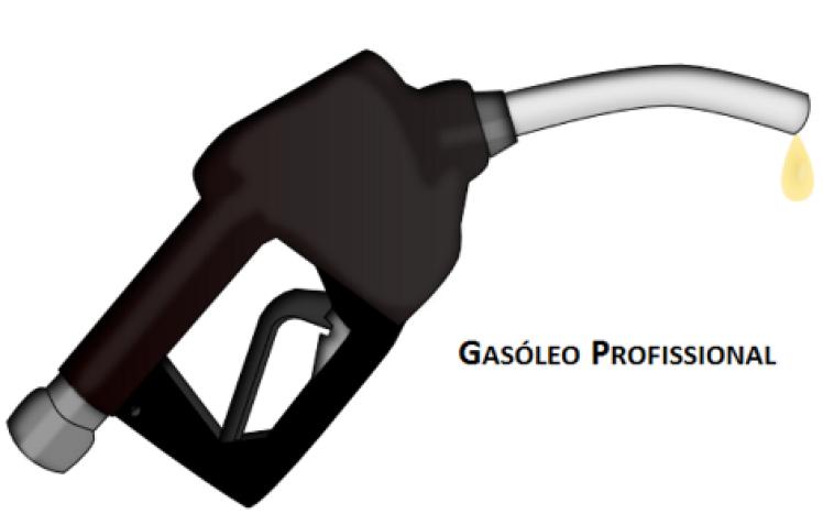 Gasóleo profissional
