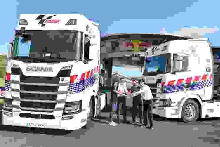 Scania-Dorna
