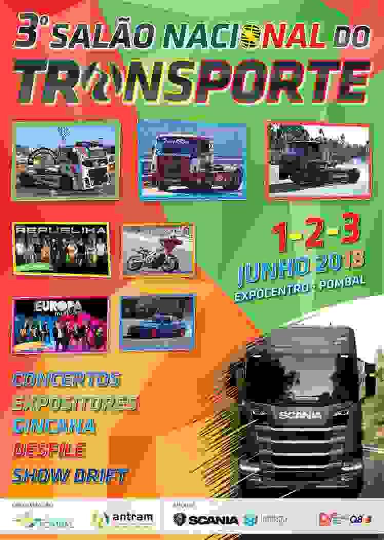 Cartaz Salao Transporte