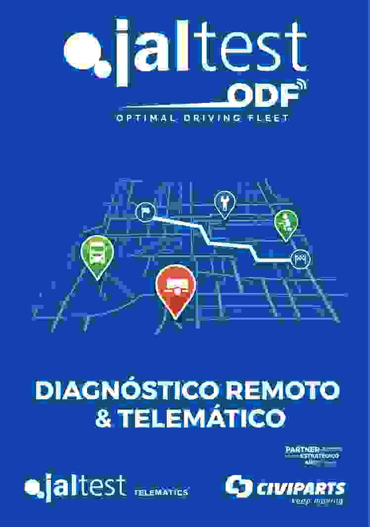 Jaltest_Diagnostico Remoto e Telematico