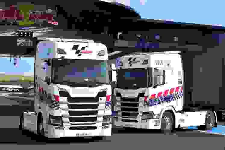 Scania - Dorna