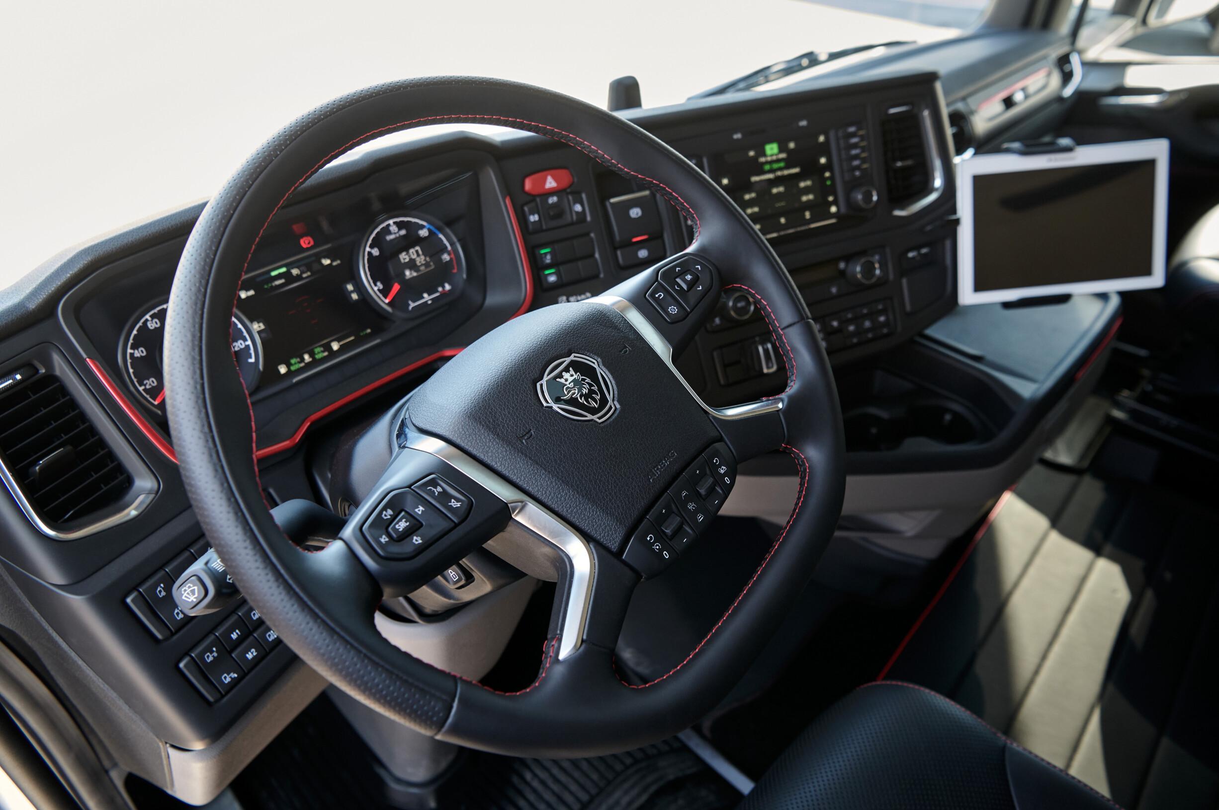 Scania edição limitada (1)