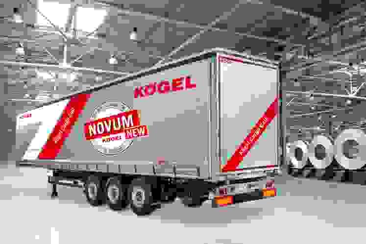 Kögel Cargo Coil, geração NOVUM