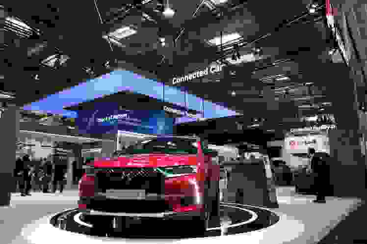 DS 7 Crossback_Stand Huawei