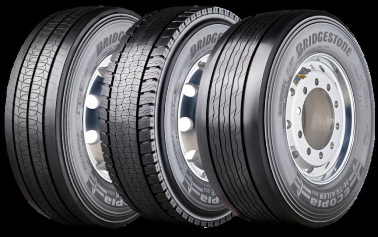 Bridgestone Ecopia H002