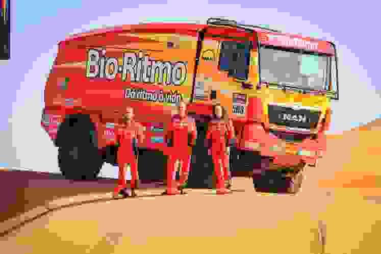Equipa Bio-Ritmo regressa ao Africa Race