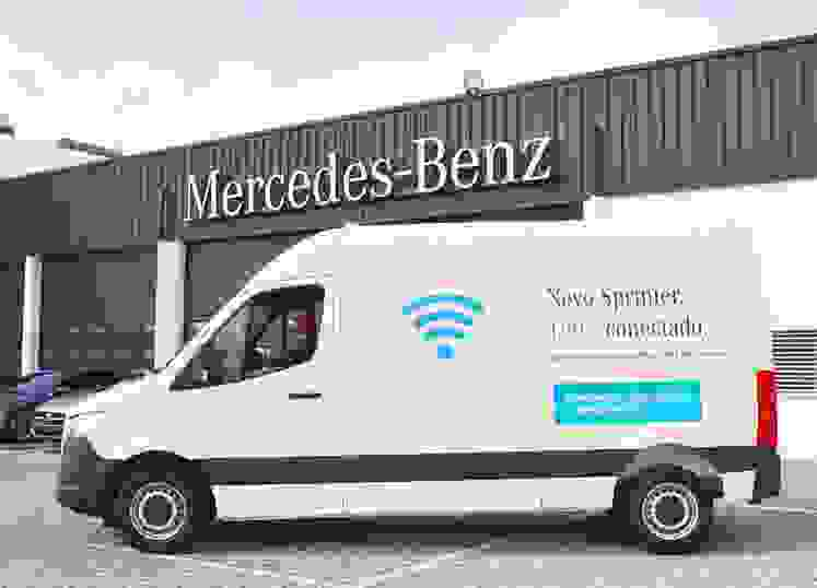 Nova Mercedes-Benz Sprinter