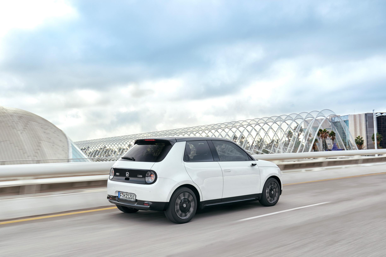 PR Honda _ Honda e - o novo modelo 100 por cento elétrico da Honda já disponível em Portugal (3)