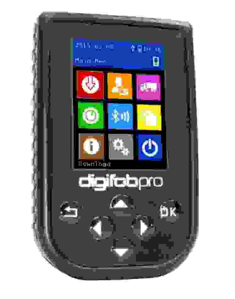 Novos equipamentos Digifob 3