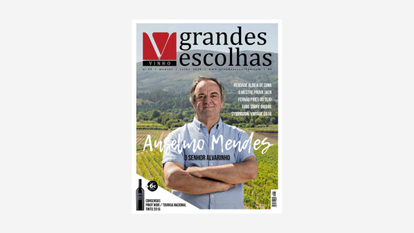 Anselmo Mendes: O Senhor Alvarinho