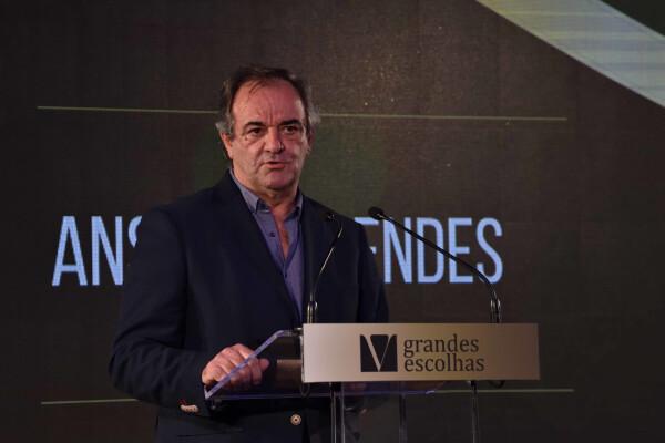 """Prémio """"Senhor do Vinho"""" (Revista Grandes Escolhas)"""