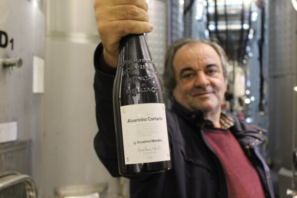 Anselmo Mendes Contacto 2019: Medalha Prata Decanter World Wine Awards