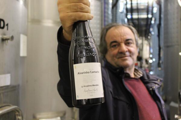 Anselmo Mendes Contacto 2019: Silver Medal at Decanter World Wine Awar