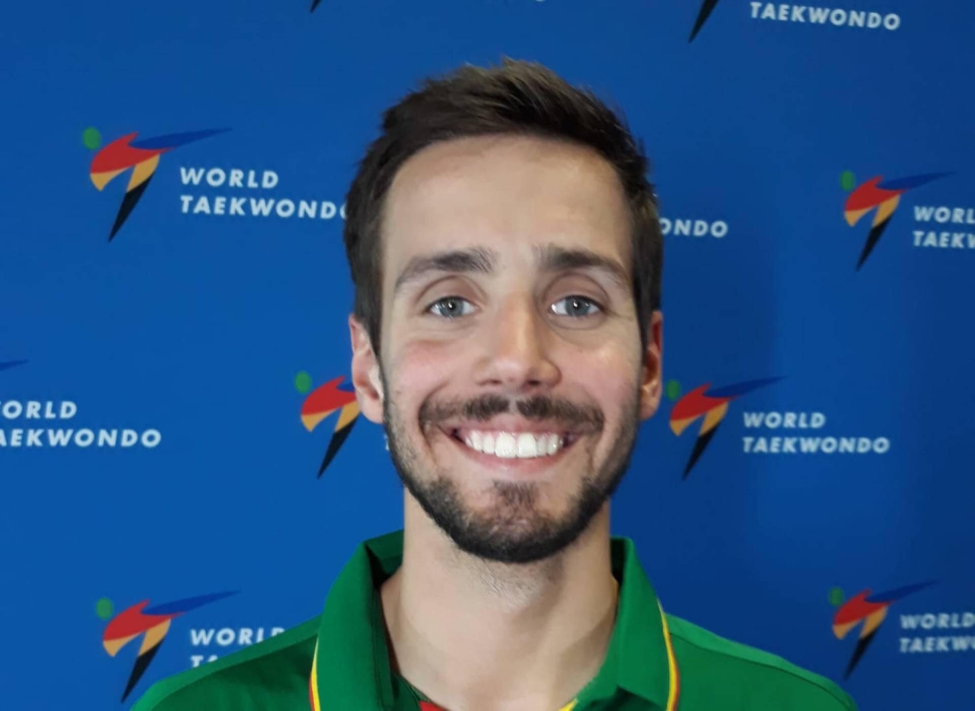 Rui Bragança conquista medalha de bronze nos mundiais