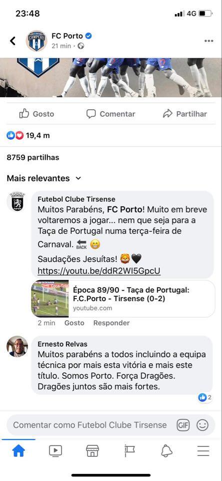 Tirsense Porto