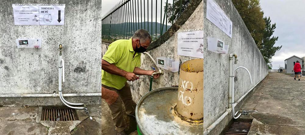 uf-de-santo-tirso-instala-torneiras-de-pe-nos-cemiterios