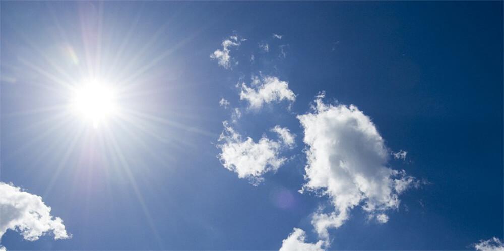 sol-vai-brilhar-durante-o-fim-de-semana