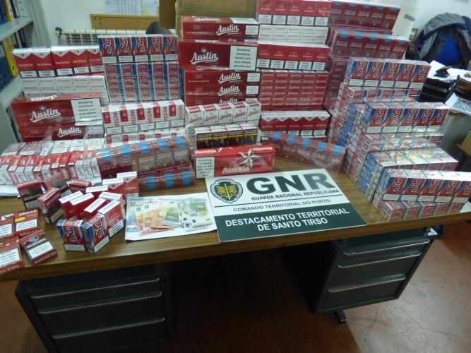 gnr-apreende-tabaco-contrafeito-em-vila-das-aves