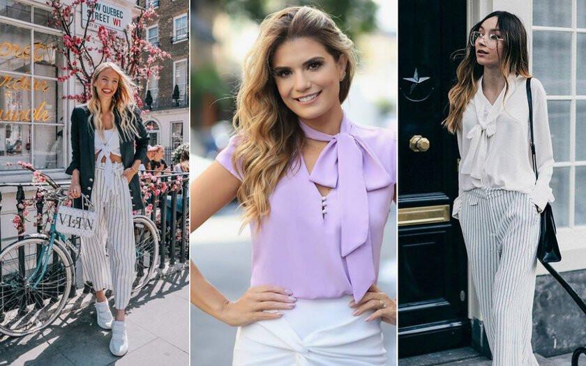 72e4d473b ... essenciais nos looks de primavera verão 2019. Isto porque eles trazem a  feminilidade sem deixar o fashionismo de lado. Vale a pena apostar na  tendência ...