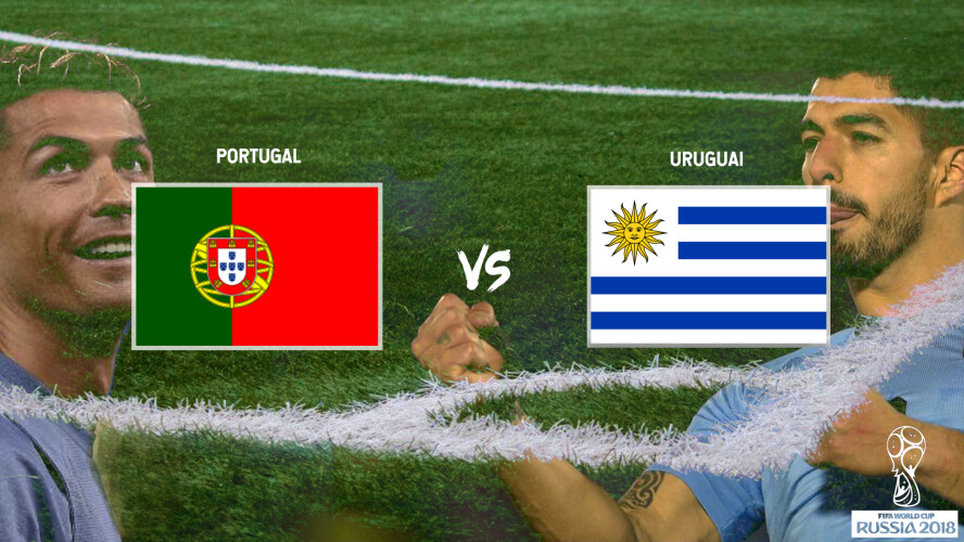 b05cab2646e64 Mundial 2018  Portugal x Uruguai - Santo Tirso TV