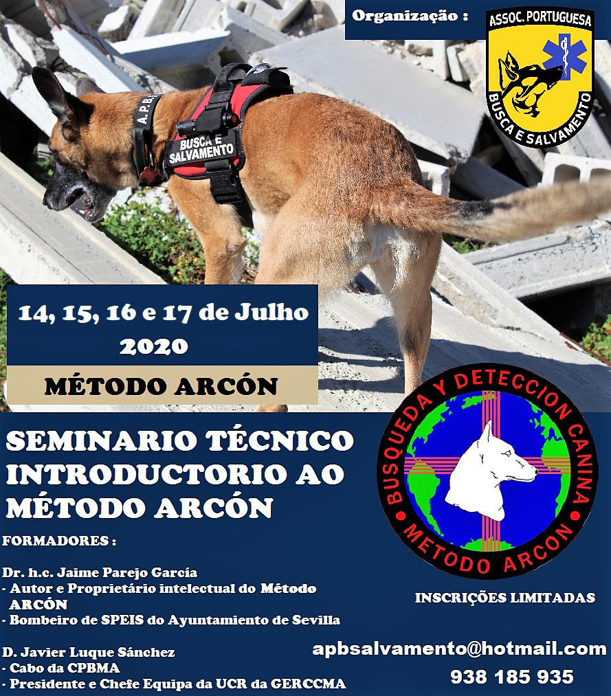 cartaz ARCON