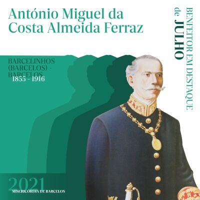 António Miguel da Costa Almeida Ferraz