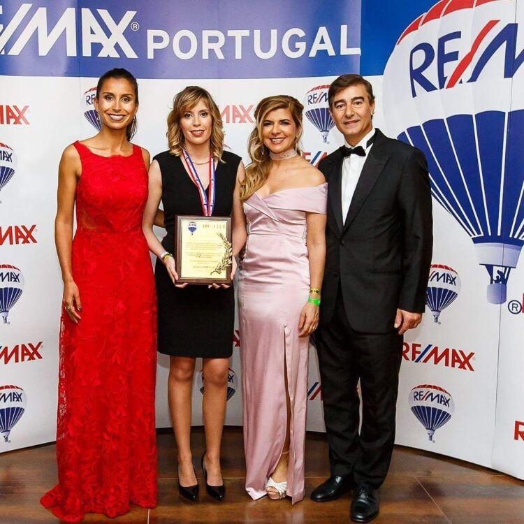Entrega de Pémios Remax - Portugal