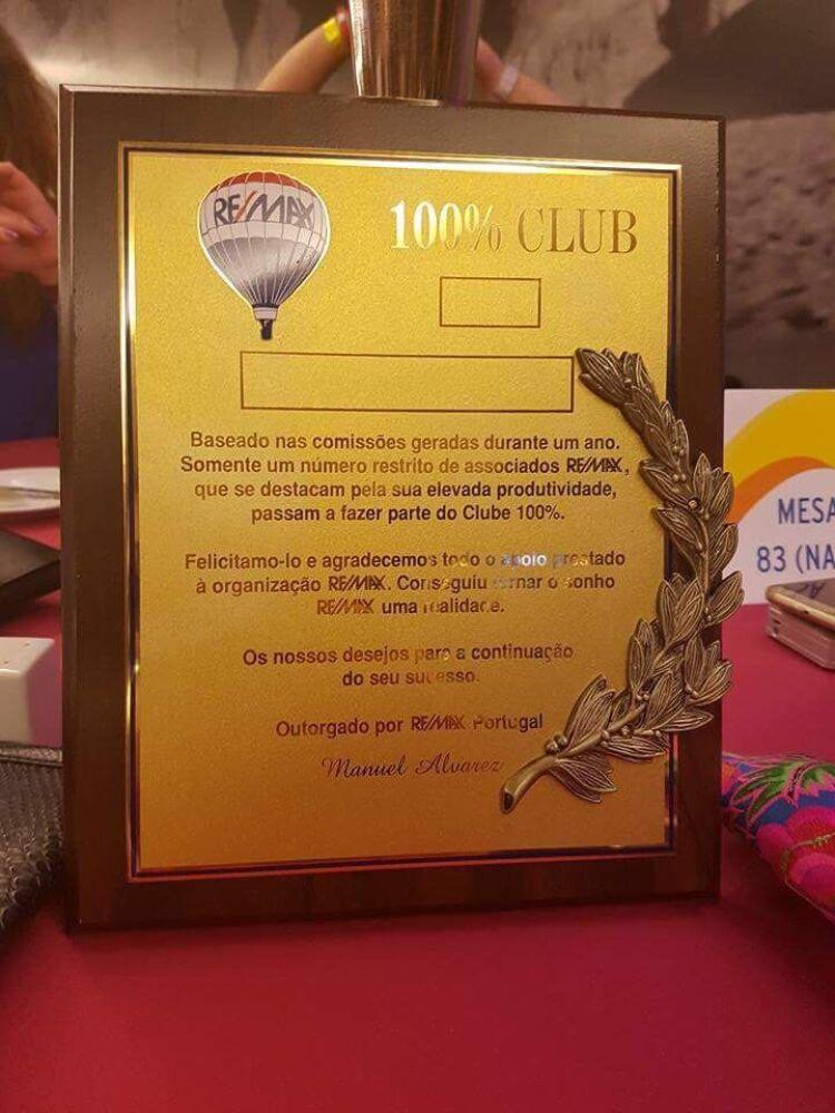 Clube 100% Remax