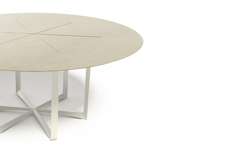 NERO ROUND DINING TABLE 2