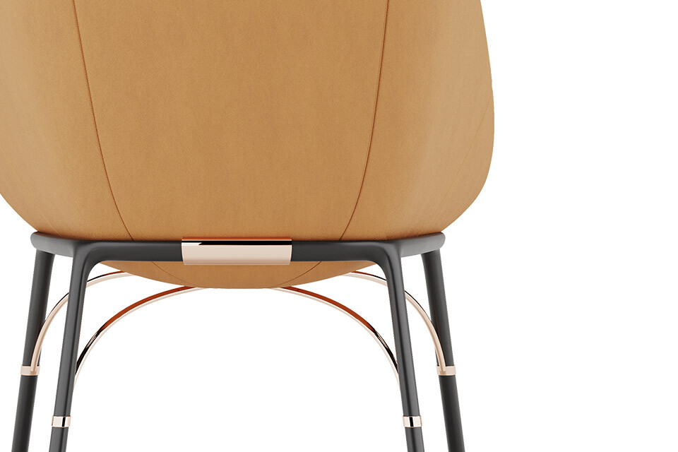 NERO DINING CHAIR 5