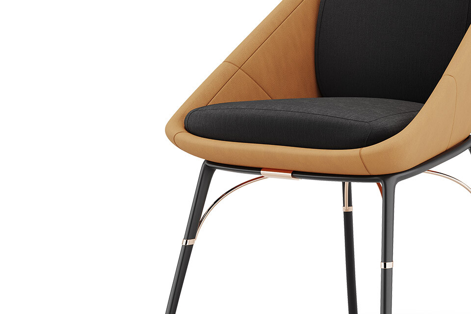 NERO DINING CHAIR 4