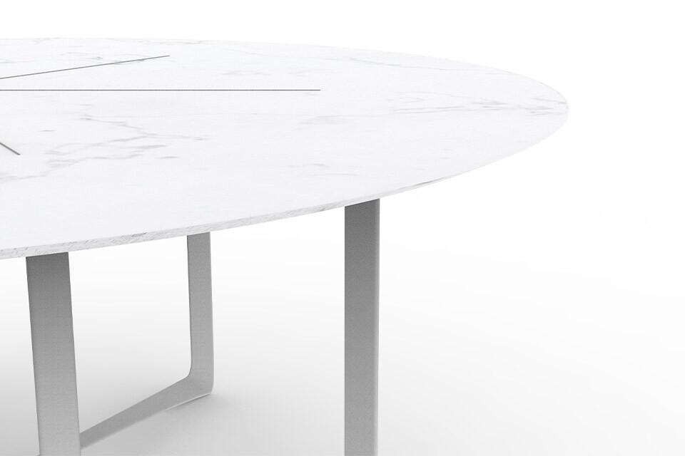 NERO ROUND DINING TABLE 5