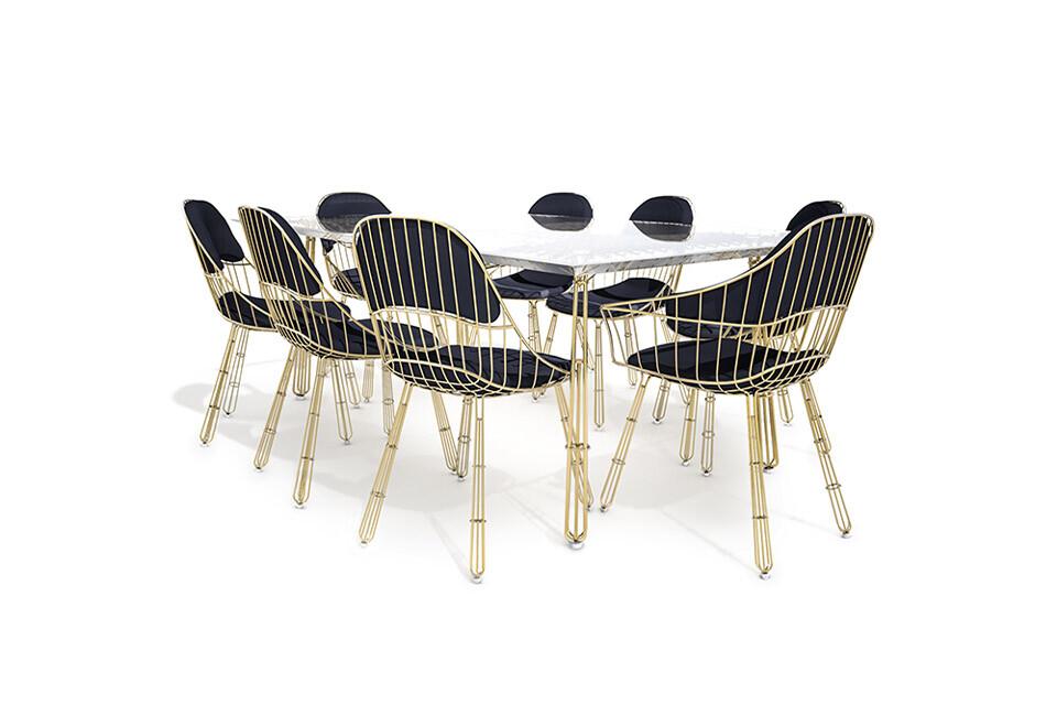NODO DINING TABLE 4