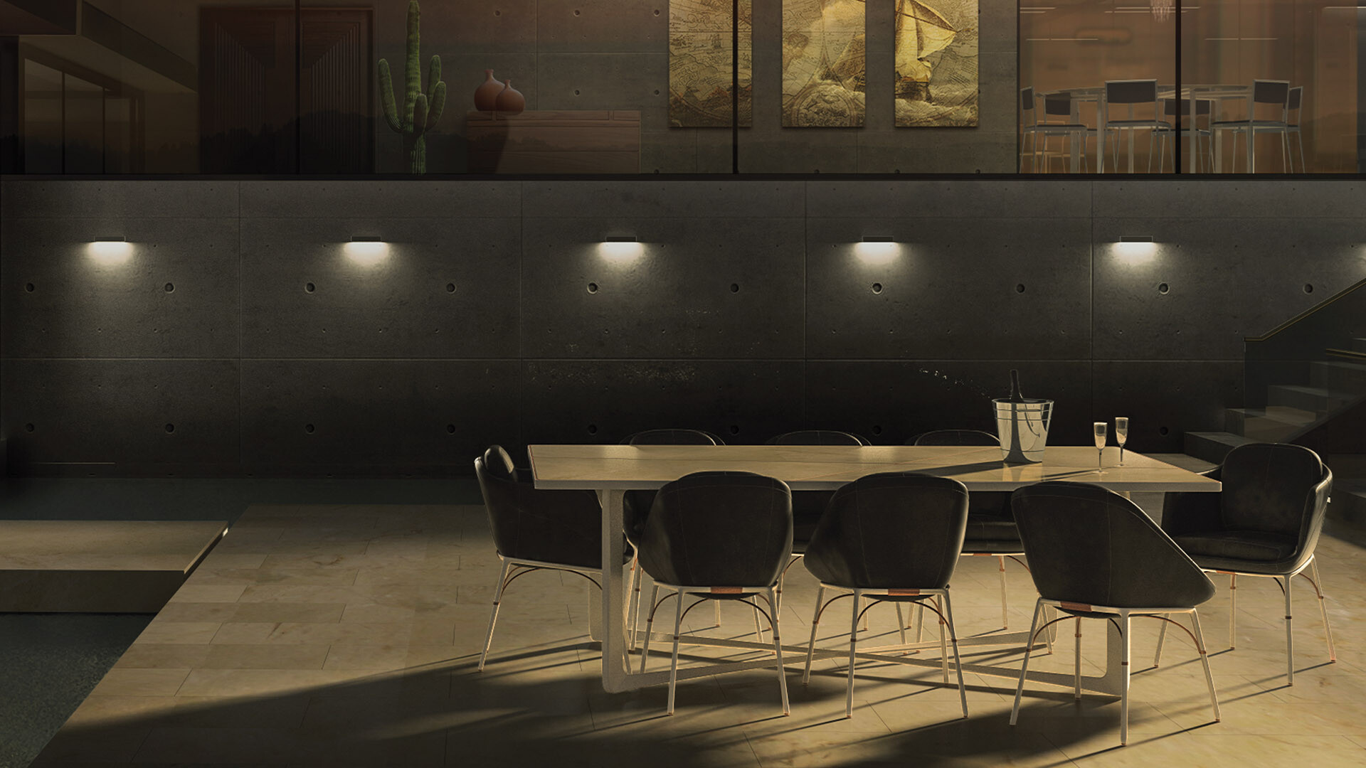 NERO DINING TABLE 1