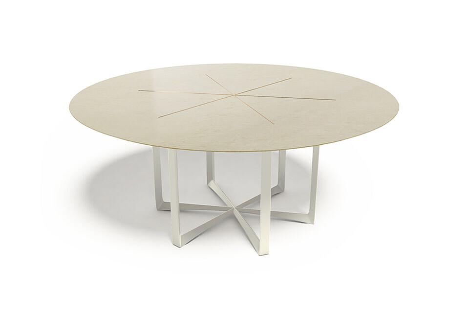 NERO ROUND DINING TABLE 1