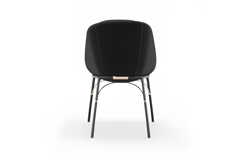 NERO DINING CHAIR 9